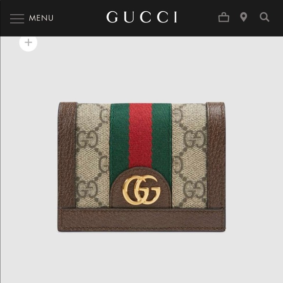 9ee559d244b6c8 Gucci Bags | Ophidia Gg Wallet Card Case | Poshmark